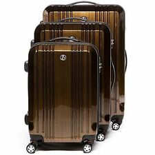 Leather Vintage Suitcases Travel Accessories