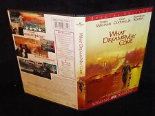 What Dreams May Come (Dvd, 2002) Mint Disc!•No Scratches•Robin Williams