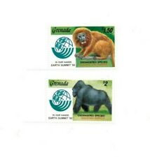 Grenada - 1992 - Earth Summit - Set Of 2 Stamps - MNH