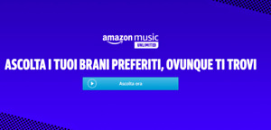 🔥 CONDIVISIONE Amazon Music Unlimited ✅ FAMILY PLAN 1 ANNO 🔥 EMAIL SEPARATE