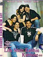 Life Mein Kabhie Kabhiee (DVD,2007) Aftab Shivdasani, Dino Morea, Anjori Alag