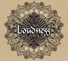 LOUDNESS BUDDHA ROCK Limited Edition JAPAN 3CD + DVD