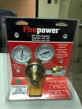 Firepower 0781-9850  Regulator 250-125-580