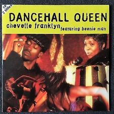 Chevelle Franklyn Featuring Beenie Man CD Single Dancehall Queen - Europe