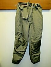Halys Level 7 L7 Sekri Pants Shell Outerwear PCU Primaloft SOCOM Alpha Green EUC