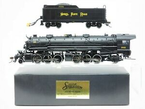 HO Scale Bachmann 82604 NKP Nickel Plate Road 2-6-6-2 Steam #941 DCC Ready
