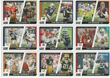 2021 SCORE FOOTBALL-  Collegiate Champions Insert- Complete your collection