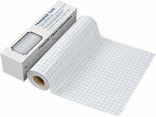 Vinyl Transfer Tape Clear Paper Application 12 X 30 FT W/alignment Grid - AU