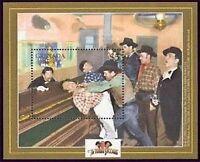 Grenada - The Three Stooges Souvenir Sheet