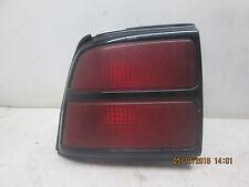 88 89 90 Chevrolet Cavalier Coupe Left Side Rear Tail Light OEM