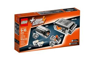 💥LEGO 8293 Technic Power Functions Motor Set #Mail With No Box New