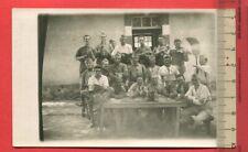 Foto AK 1923, Militär, franz. Soldaten oder Fremdenlegion, Mourmelon ( 64147