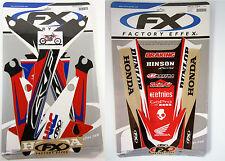 Factory Effex EVO 13 Graphics Trim Fenders Honda CRF 450 CR450F R 05 06 07 08