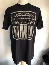 MOTOWN TAMLA RECORDS Official R&B Funk Soul Stevie Wonder Label T-Shirt Size XL