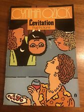 LEVITATION By Cynthia Ozick