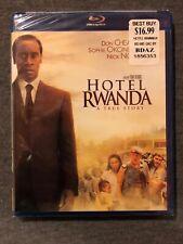Hotel Rwanda (Blu-ray Disc, 2010) Don Cheadle Sophie Okonedo Nick Nolte