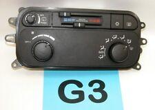 01-03 Dodge Durango Dash Mounted Heat Ac Hvac Control Unit Tested Good #G3