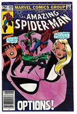 AMAZING SPIDER-MAN #243 (VF+) The Return of Mary Jane! Canadian Price Variant!