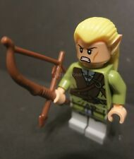 NEW LEGO Hobbits Lord of the Rings 9473 79008 Legolas Minifigure