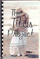 The Titus Project-Richland Hills Church of Christ Girl's Ministry 1998 -TEXAS