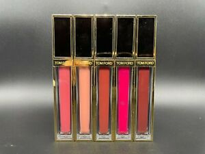 Tom Ford Gloss Luxe Lip Gloss 0.19 fl Oz.New. Authentic.Unbox~ Choose Your Color