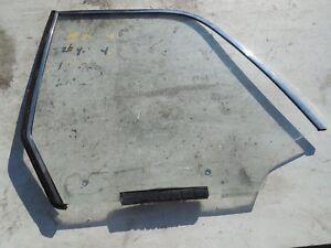 MERCEDES 220 250 280 300 SE 111 112 WINDOW GLASS QUARTER 2 DOOR SEKURIT LEFT