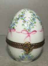 New Egg Standing, Limoges Box Number 21 New