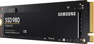 SSD Samsung 980 Basic M.2 1TB NVMe PCIe 3.0 x 4 | 250 GB / 500 GB / 1 TB