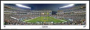 Philadelphia Eagles | Professionally Framed Panorama Poster