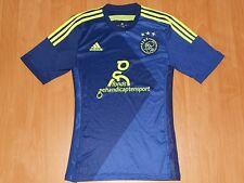 AJAX AMSTERDAM HOLLAND 2014 / 2015 FOOTBALL SHIRT JERSEY AWAY ADIDAS SIZE S