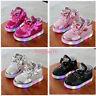 LED Shoes Girls ShoesLight  Children Kids  Girls  Luminous Shoes