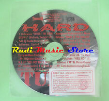 CD THUNDER N.11 HARD TUNES compilation PROMO 1995 HELLOWEEN W.A.S.P.  (C33*)