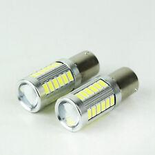 1x 33-SMD BA15S P21W 1156 LED Car Backup Reverse Light White Bulb  5630 5730 12V