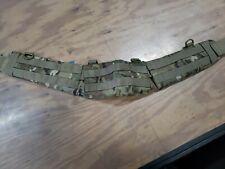 Sord tactical multicam battle belt medium ocp scorpion australian military