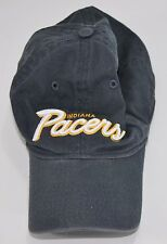 NBA INDIANA PACERS  Baseball Cap Hat Curved Bill Faded look