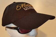 Michelob Ultra Black Adjustable Cap Hat