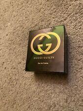 ❤️ NIB Gucci Guilty  EDT Eau de Toilette 1.6 oz/50 ml USA Seller