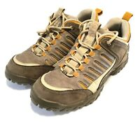 RARE MEN'S SIZE 10 OAKLEY FIELD GEAR BOOTS Tan Leather Tactical Hiking Shoes