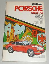 Reparaturanleitung Porsche 911 T + E + S Urmodell  / 912 / 914 + 914.6, ab 1969
