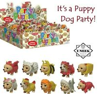 Christmas Dog Puppy PARTY Kids Party PUPS Bag Stocking Filler Toy Gift SCPTPA UK
