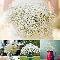 A Value Fake Bouquet Baby Breath Gypsophila Silk Flower Party Wedding Home Decor