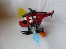 LEGO Duplo Feuerwehrhubschrauber - Heli - Hubschrauber - Set 4967 - TOP!