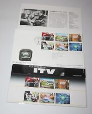 Royal Mail - Classic ITV, 2005 - Presentation Pack & First Day Cover