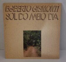 PRE OWNED EGBERTO GISMONTI SOL DO MEIO DIA LP