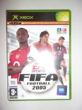 JEU MICROSOFT XBOX LIVE FIFA 2005