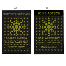 10 Pack Cell Phone Anti-Radiation Shield Emf/Emr Protection Technology Sticker