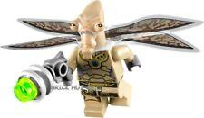 LEGO STAR WARS GEONOSIAN WARRIOR + WINGS FIGURE - FAST +GIFT - 9491 - 2013 - NEW