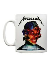 More details for metallica mug for tea or coffee hardwired white
