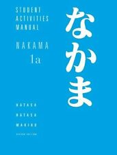 Nakama No. 1 by Seiichi Makino (2008, Paperback, Student Edition of Textbook, St