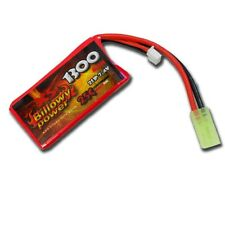 BATTERIA LI-PO SOFTAIR 7,4V 1300 MAH 25C SMALL ANPEQ - BILLOWY 1145